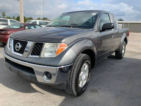 2007 Nissan Frontier for sale at D. C.  Autos in Huntsville AL