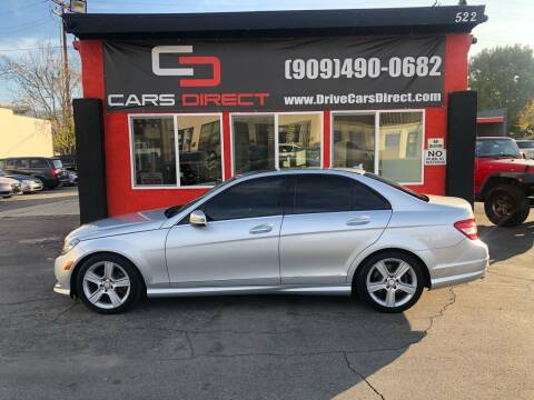 2011 Mercedes-Benz C-Class for sale at Cars Direct in Ontario CA
