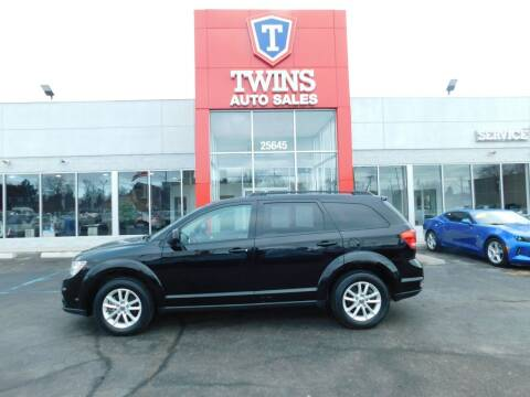 2015 Dodge Journey for sale at Twins Auto Sales Inc Redford 1 in Redford MI