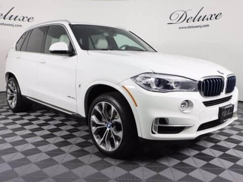 2018 BMW X5 for sale at DeluxeNJ.com in Linden NJ