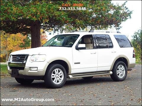 2006 Ford Explorer for sale at M2 Auto Group Llc. EAST BRUNSWICK in East Brunswick NJ