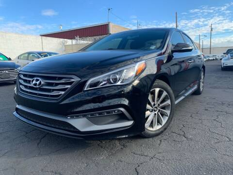 2016 Hyundai Sonata for sale at Auto Center Of Las Vegas in Las Vegas NV