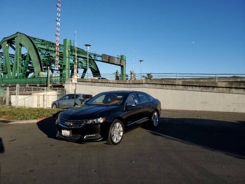 2016 Chevrolet Impala for sale at Imports Auto Sales & Service in Alameda CA