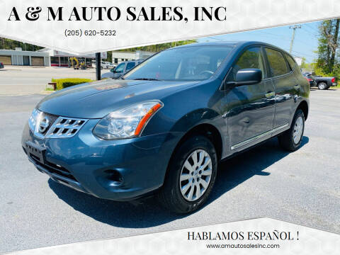 2014 Nissan Rogue Select for sale at A & M Auto Sales, Inc in Alabaster AL