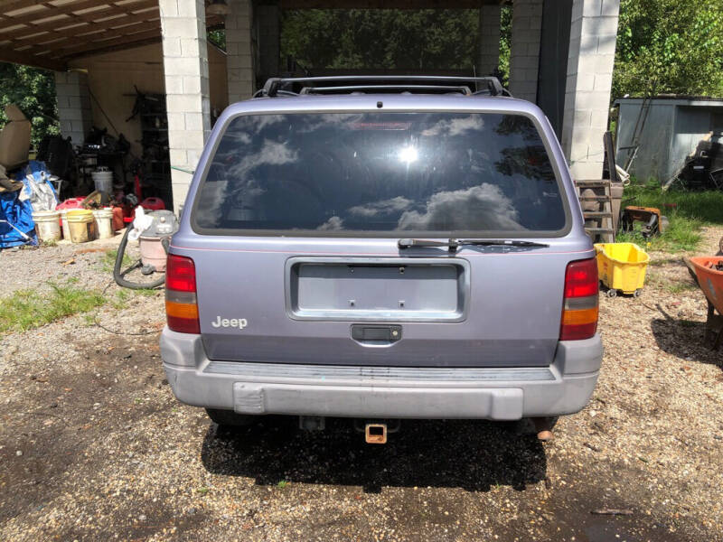 1996 Jeep Grand Cherokee for sale at Windsor Auto Sales in Charleston SC