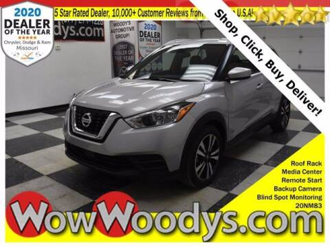2020 Nissan Kicks for sale at WOODY'S AUTOMOTIVE GROUP in Chillicothe MO