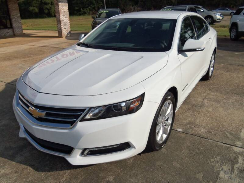 2019 Chevrolet Impala for sale at Howell Buick GMC Nissan in Summit MS