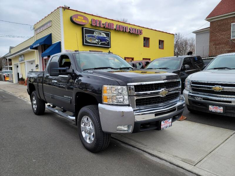 2009 Chevrolet Silverado 2500HD for sale at Bel Air Auto Sales in Milford CT