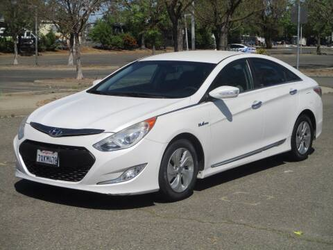 2013 Hyundai Sonata Hybrid for sale at General Auto Sales Corp in Sacramento CA