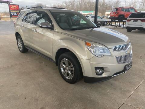 2012 Chevrolet Equinox for sale at GABBY'S AUTO SALES in Valparaiso IN