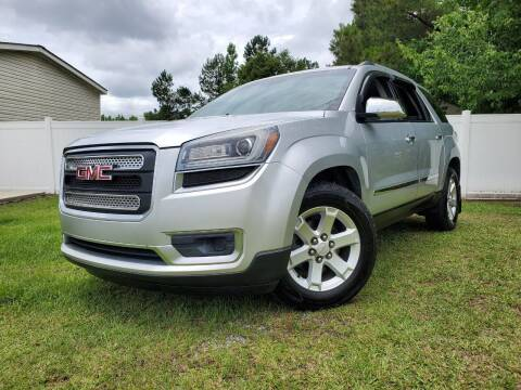2014 GMC Acadia for sale at Real Deals of Florence, LLC in Effingham SC