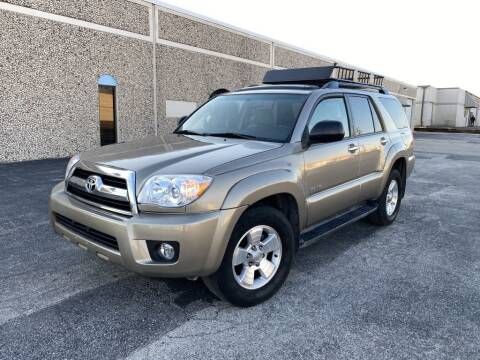 2008 Toyota 4Runner for sale at Evolution Motors LLC in Dallas TX