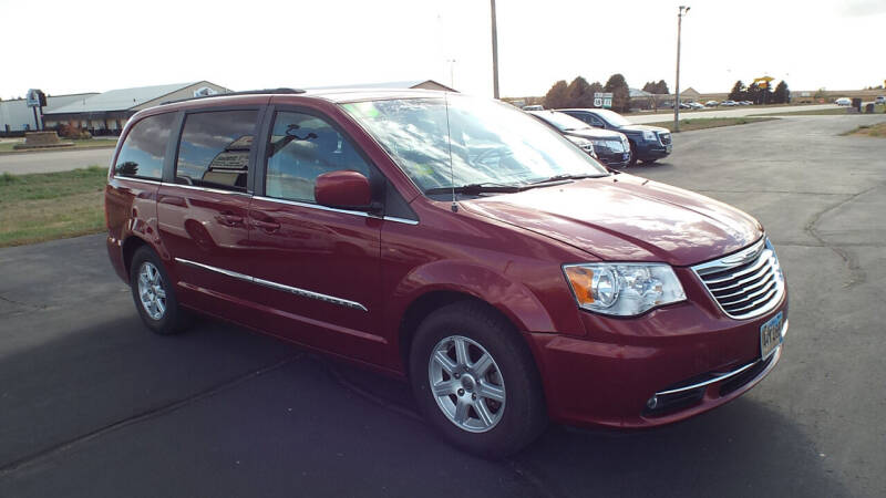 2013 Chrysler Town and Country for sale at G & K Supreme in Canton SD