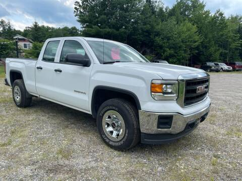 2015 GMC Sierra 1500 for sale at Hart's Classics Inc in Oxford ME
