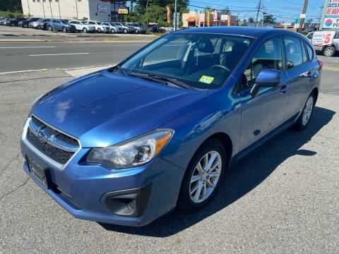 2014 Subaru Impreza for sale at MFT Auction in Lodi NJ