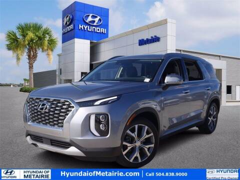 2020 Hyundai Palisade for sale at Metairie Preowned Superstore in Metairie LA