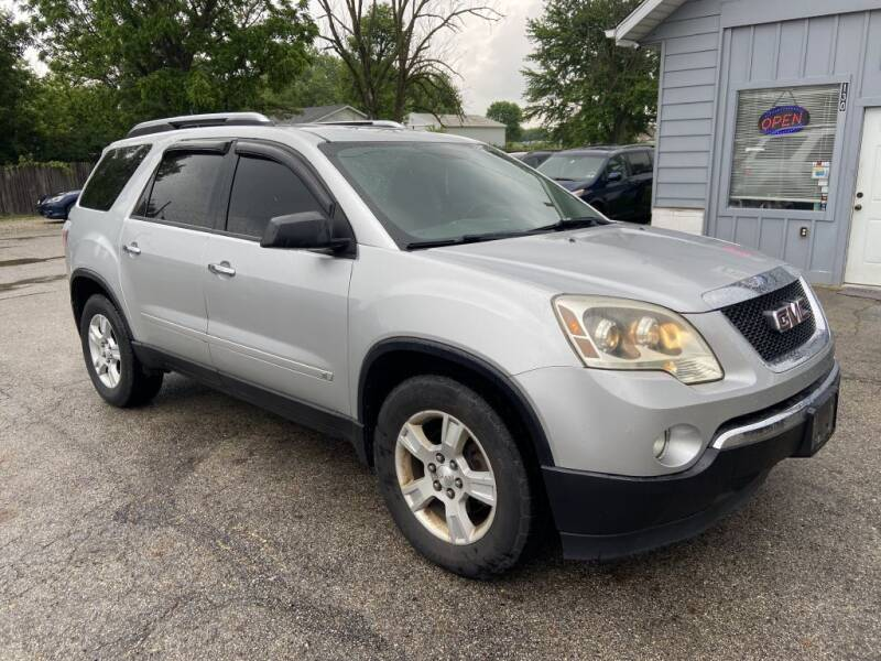 2010 GMC Acadia for sale at Stiener Automotive Group in Galloway OH
