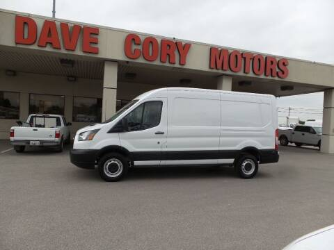 2019 Ford Transit Cargo for sale at DAVE CORY MOTORS in Houston TX