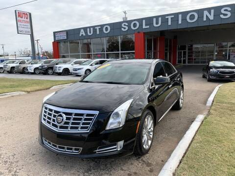 2013 Cadillac XTS for sale at Auto Solutions in Warr Acres OK