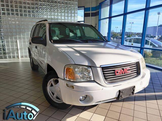 2003 GMC Envoy for sale at iAuto in Cincinnati OH