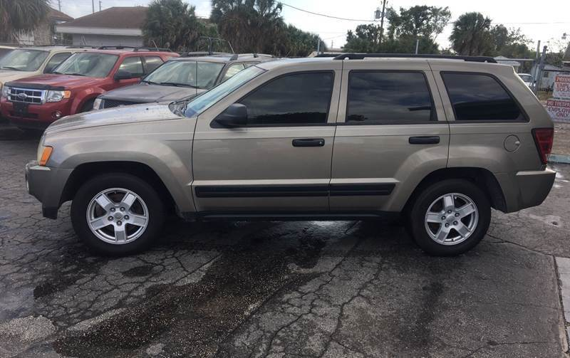 2006 Jeep Grand Cherokee for sale at CAR-RIGHT AUTO SALES INC in Naples FL