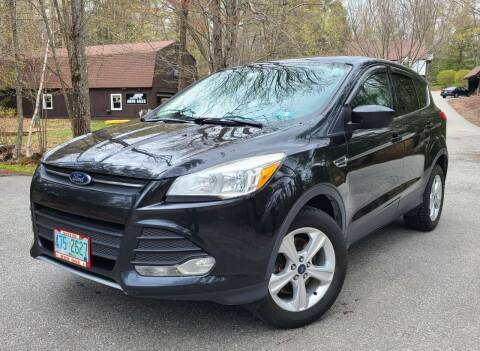 2013 Ford Escape for sale at JR AUTO SALES in Candia NH