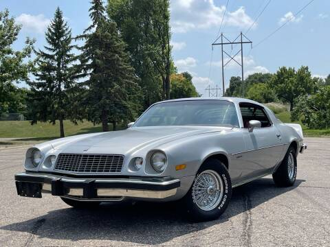 1977 Chevrolet Camaro for sale at North Imports LLC in Burnsville MN