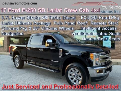 2017 Ford F-250 Super Duty for sale at Paul Sevag Motors Inc in West Chester PA
