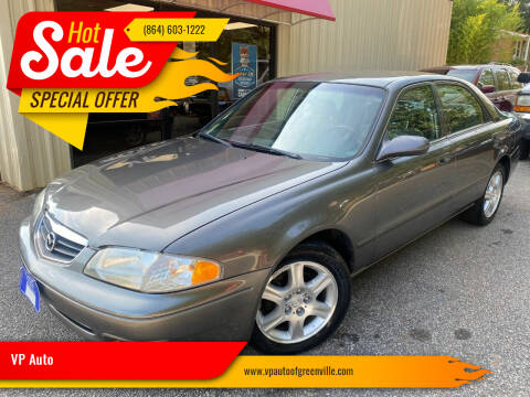 2002 Mazda 626 for sale at VP Auto in Greenville SC