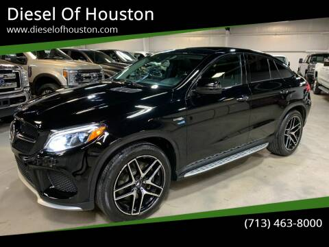 2017 Mercedes-Benz GLE for sale at Diesel Of Houston in Houston TX