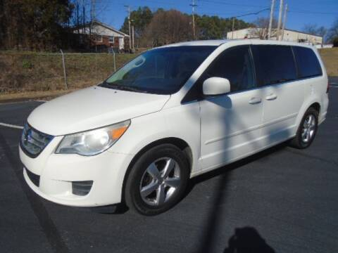 2010 Volkswagen Routan for sale at Atlanta Auto Max in Norcross GA