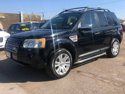2008 Land Rover LR2 for sale at El Tucanazo Auto Sales in Grand Island NE