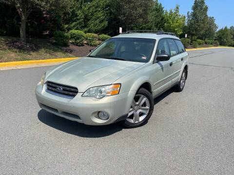 2007 Subaru Outback for sale at Aren Auto Group in Sterling VA