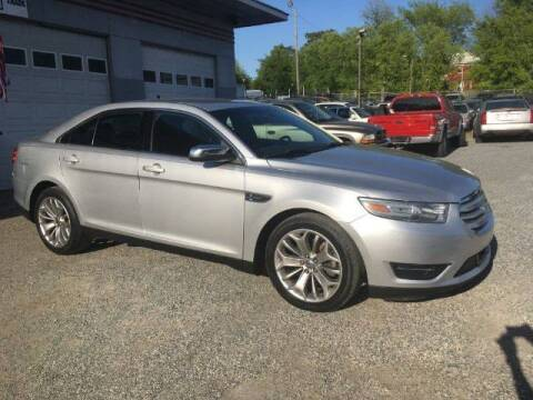2013 Ford Taurus for sale at Specialty Bank Liquidators in Greensboro NC