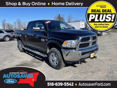 2018 RAM Ram Pickup 2500 for sale at Autosaver Ford in Comstock NY
