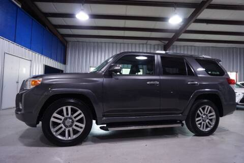 2011 Toyota 4Runner for sale at SOUTHWEST AUTO CENTER INC in Houston TX