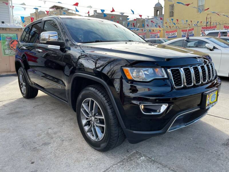 2017 Jeep Grand Cherokee for sale at Elite Automall Inc in Ridgewood NY