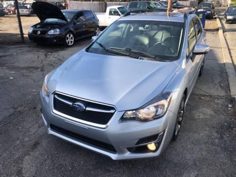2015 Subaru Impreza for sale at Washington Auto Repair in Washington NJ