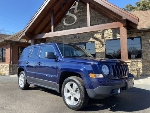 2015 Jeep Patriot for sale at Auto Solutions in Maryville TN