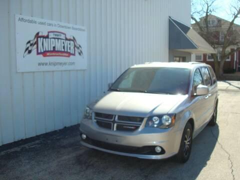 2015 Dodge Grand Caravan for sale at Team Knipmeyer in Beardstown IL