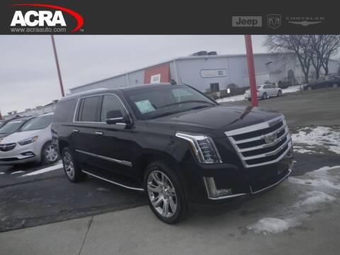 2018 Cadillac Escalade ESV for sale at BuyRight Auto in Greensburg IN
