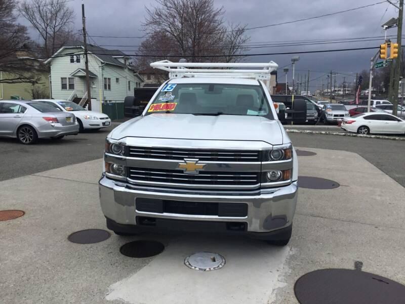 2015 Chevrolet Silverado 2500HD for sale at Steves Auto Sales in Little Ferry NJ