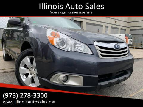 2010 Subaru Outback for sale at Illinois Auto Sales in Paterson NJ
