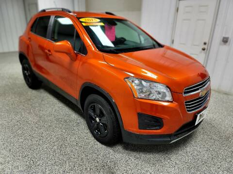 2015 Chevrolet Trax for sale at LaFleur Auto Sales in North Sioux City SD