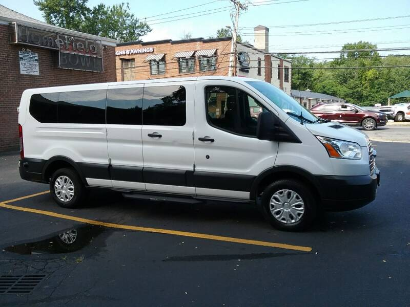 2016 Ford Transit Passenger for sale at Drive Deleon in Yonkers NY