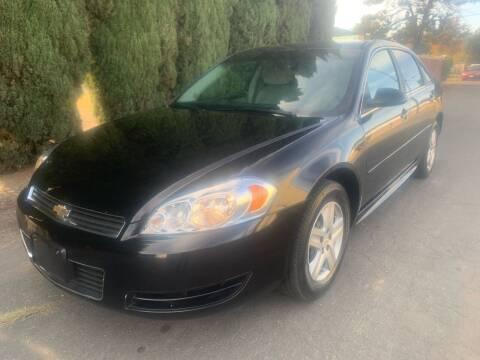 2011 Chevrolet Impala for sale at River City Auto Sales Inc in West Sacramento CA