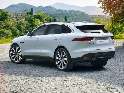 2017 Jaguar F-PACE for sale at Your First Vehicle in Miami FL