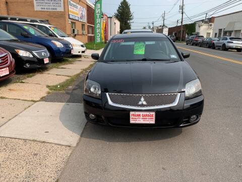 2010 Mitsubishi Galant for sale at Frank's Garage in Linden NJ