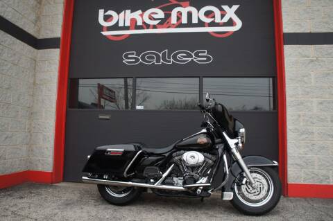 2001 Harley-Davidson Electra Glide for sale at BIKEMAX, LLC in Palos Hills IL