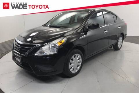 2017 Nissan Versa for sale at Stephen Wade Pre-Owned Supercenter in Saint George UT